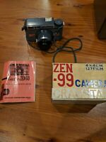 Cragstan Zen-99 Super Lark Camera With Box And Manual
