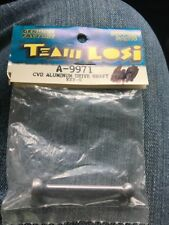 Team Losi Cdv Aluminum Drive Shaft Xxx-s A-9971 Rc Part