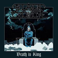 BLACK CYCLONE - DEATH IS KING   CD NEUF