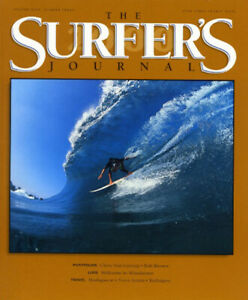 Surfers Journal Volume Nine Number Three