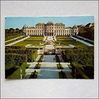 Vienna Castello Belvedere Postcard (P412)