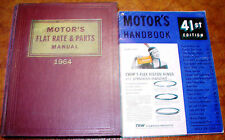 1957-1964 58 59 60 61 1962 PARTS Book BUICK Olds Edsel Willys Imperial Corvette