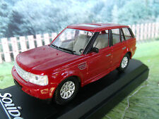 1/43  Solido (France)  Range Rover 1978