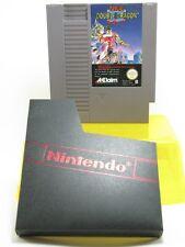 DOUBLE DRAGON 2/jeux NINTENDO NES ,TBE,pal,dust cover -