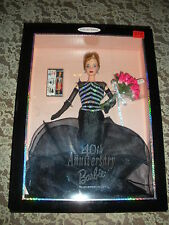 40th Anniversary 1999 Barbie Doll, Collector Edition- New Never Been Out Of Box