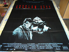 AFFICHE   S-FICTION / RAY LIOTTA / ABSOLOM 2022