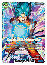♦Dragon Ball Super♦ Son Goku SSGSS, le trancheur d'ame [LEADER] : SD1-01 ST -VF-