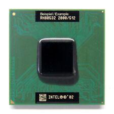 Intel Mobile Pentium 4-M Cpu Sl6V7 1.8Ghz/512Kb/400 Socket/Socket 478 mPga478B
