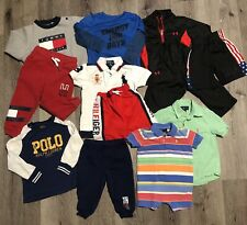 Toddler Boy Clothes Lot size 3T Shirts Pants Shorts Outfit Set Polo Under Armo