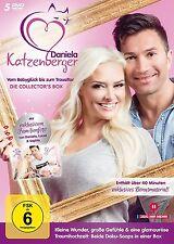 5 DVDs * DANIELA KATZENBERGER - VOM BABYGLÜCK BIS ZUM TRAUALTAR # NEU OVP &