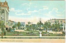 Miami Fl Halcyon Hll at Southern and San Carlos 1911