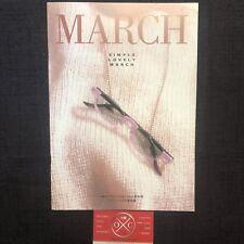 Nissan March JDM Brochure Rare Catalog Micra K11 93-02 94 95 96 97 98 99 00 01