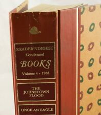 Reader's Digest Condensed Books Volume 4 1968 Autumn Selections  u3o35