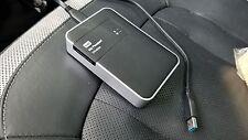 "Western Digital 2TB My Passport  External Wireless Hard Drive 2.5"""