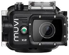 NEW HD Muvi K-Series K-2 NPNG WiFi Handsfree 1080p Sports Waterproof Camera
