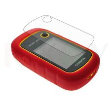 Protect Red Case + Screen Protector for GPS Garmin eTrex 10 20 30 10x 20x 30x