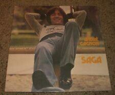 Saga Andre Gagnon~1974 Pop Easy Listening~NM Vinyl~FAST SHIPPING!!!