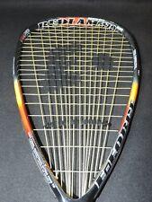 New listing E-force Bedlam 170 Power Lite Total Carbon Head Racquetball Racquet 3 5/8