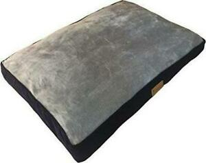 """Extra Large 100cms x 66cms Dog Bed - will fit 42"""" Extra Large Dog Cage or"""