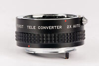 Porst Tele Converter Teleconverter 2x 2 x Auto -- pentax PK