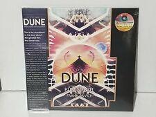 SEALED DUNE OST SOUNDTRACK SCORE 2X LP KURT STENZEL WORM COLOR WAX VINYL
