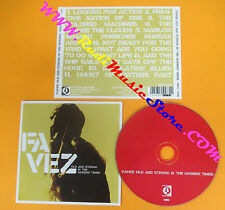CD FAVEZ Old And Strong In The Modern Times 2005 Germany  no lp mc dvd (CS12)