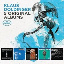 Klaus Doldinger - 5 Original Albums [New CD] Boxed Set, Germany - Import