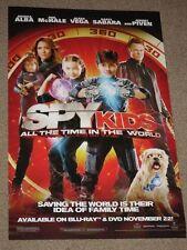SPY KIDS 4 - Movie Poster - Flyer - 11x17 - JESSICA ALBA