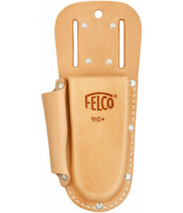 FELCO 910+  Leather Holster with Pouch