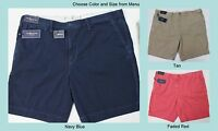 NWT $85 Polo Ralph Lauren Classic Fit Pony Chino Shorts Men 44 46 50 42T 44T NEW