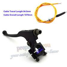 Gold Cable Clutch Lever For CRF50 Lifan 50cc 70cc 90cc 110cc 125cc Pit Dirt Bike