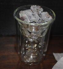 New listing Vime Brand 4 oz Drinking Glass that looks like Womans Torso Nib