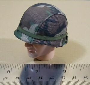 1/6 scale custom made military Helmet vietnam Cold War Panama 1983