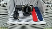 Samsung Galaxy Watch SM-R800 46mm Bluetooth Classic Smartwatch +Extra Wrist Band