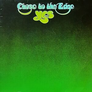 YES - CLOSE TO THE EDGE Sonderauflage Club Atlantic ATL 62 075