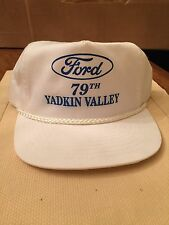 Vintage Yadkin Valley Ford 79th Anniversary Hat