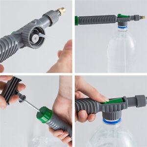 Adjustable Gun Nozzle Manual Sprayer Spray Irrigation Head Spray Nozzle Garden Y