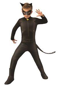 Kids Miraculous Ladybug Cat Noir Costume