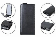 HOUSSE ETUI COQUE CUIR LUXE A RABAT SONY ERICSSON XPERIA Z5 COMPACT / MINI