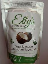 Vegan organic coconut milk powder 2 x 500g bag : exp July 2021