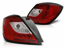 OPEL ASTRA H 2004-2007 2008 2009 HATCHBACK GTC LDOP48 LUCI POSTERIORI RED LED