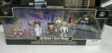 Disney Parks Star Wars Jedi Mickey's Secret Mission Figure Set - New