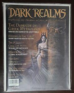 Dark Realms Magazine Issue#22
