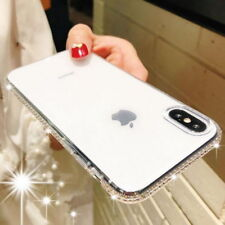 Luxury Diamond Ultra-thin Soft Silicone Case Cover For iPhone 11 X XS Max 7 Plus