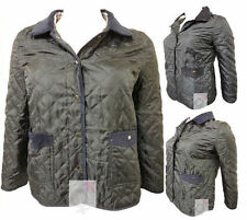 Popper Polyester Unbranded Coats & Jackets for Women