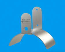 Mac-Cap® Industrial Hose Holder Hanger Rack 316L Stainless Holds 100': Mcshh-S