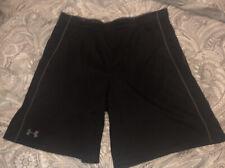 Mens Black XL under Armour Shorts Gym
