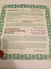 Authentic Rolex papers  Datejust 16220