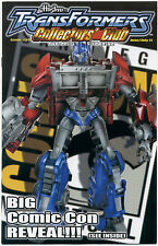 TRANSFORMERS COLLECTORS CLUB MAGAZINE #39 June July 2011