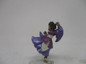 Reaper Miniatures Female Monk Dungeons and Dragons Miniature #318